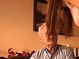 Grandpa gives ass fuck young Alice